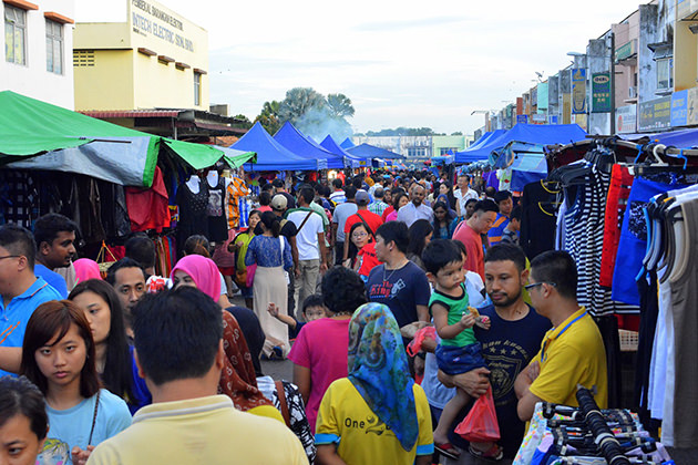 night market pasar malam early risers jpg